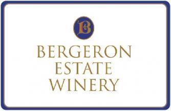 Logo of Bergeron Estate Winery