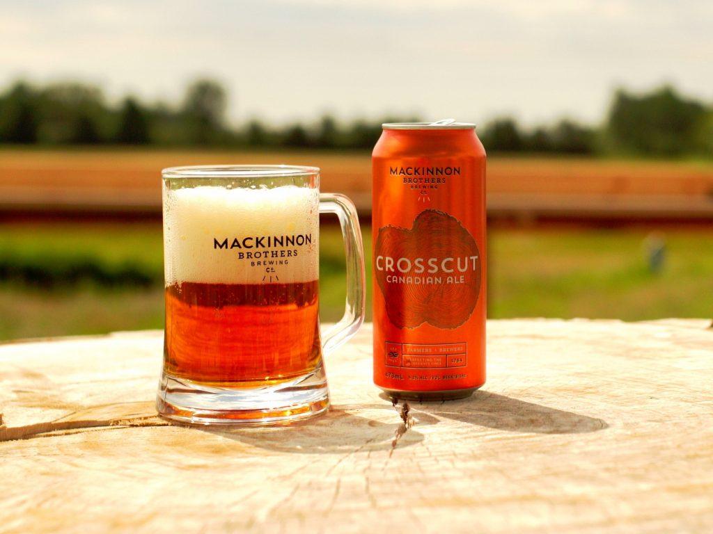 MacKinnon Brother Beer