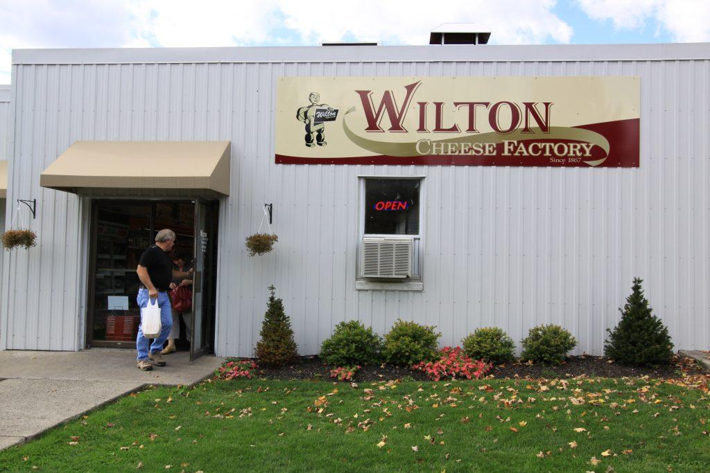 Wilton Cheese Factory