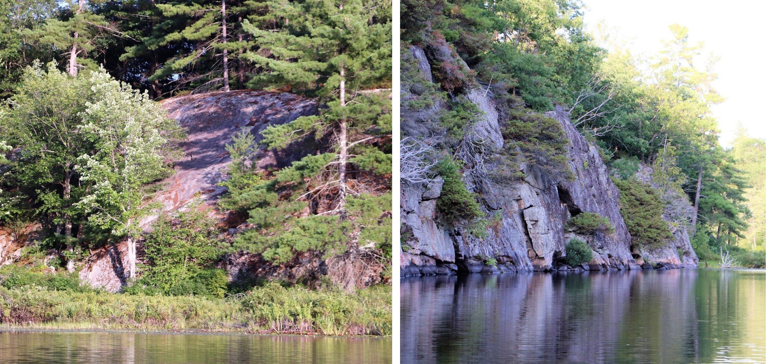 Mellon Lake Granite