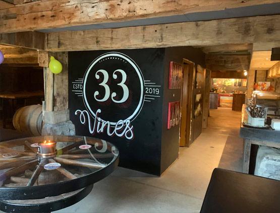 33 Vines