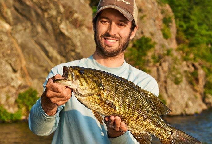 Fishing L&A Smallmouth