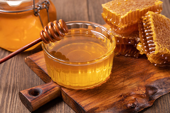 Colebrook Honey by Bill and The Bees